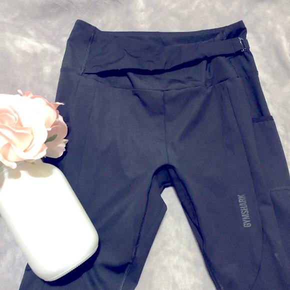 BNWOT Gymshark Wrap Front Mesh Leggings 🌸